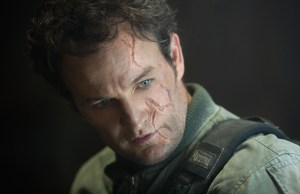 Jason Clarke plays John Connor in Terminator Genisys from Paramount Pictures and Skydance Productions.