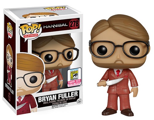Funko To Release Quot Hannibal Quot Themed Bryan Fuller Figure