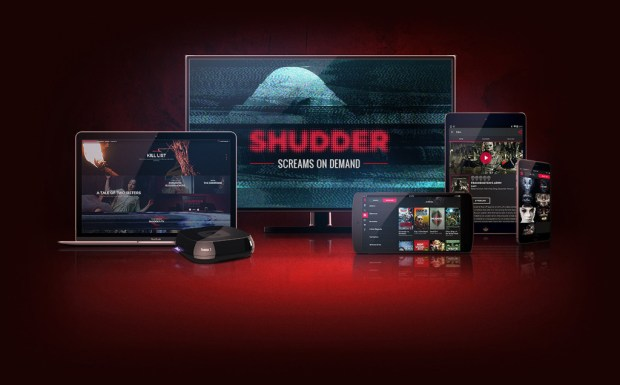 Shudder Anywhere