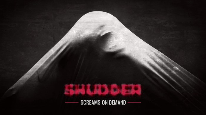 Shudder Screams on Demand