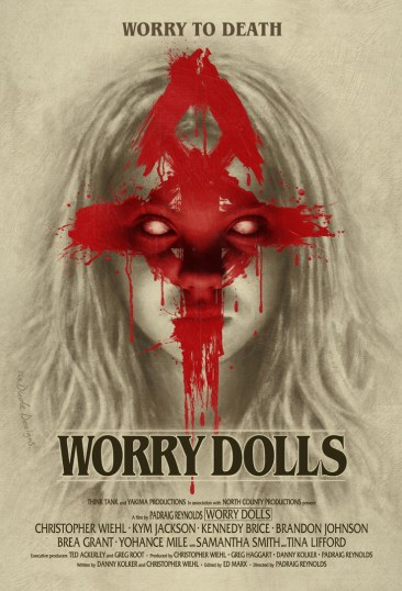 Worry Dolls, courtesy of Dude Designs