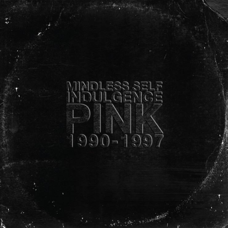 MSI Pink album cover