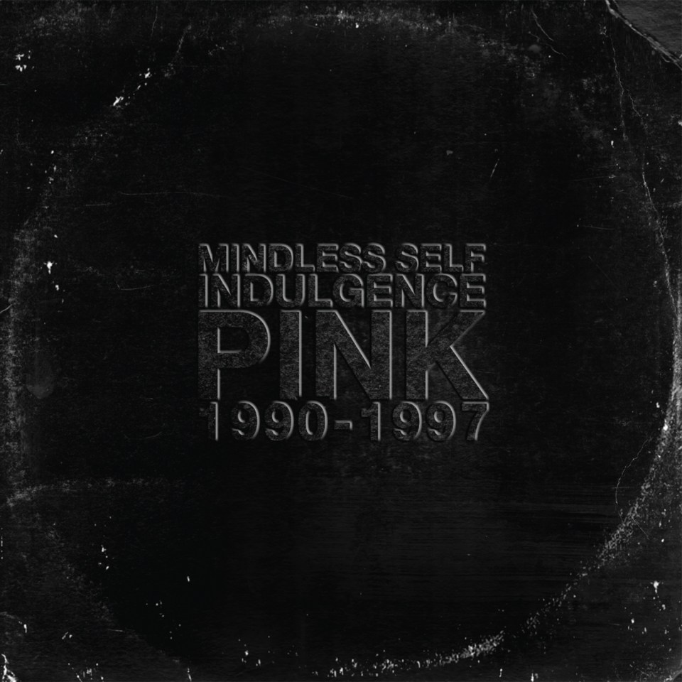 MSI Pink album cover