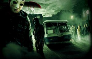Terror Tram-Survive the Purge at HHN 2015
