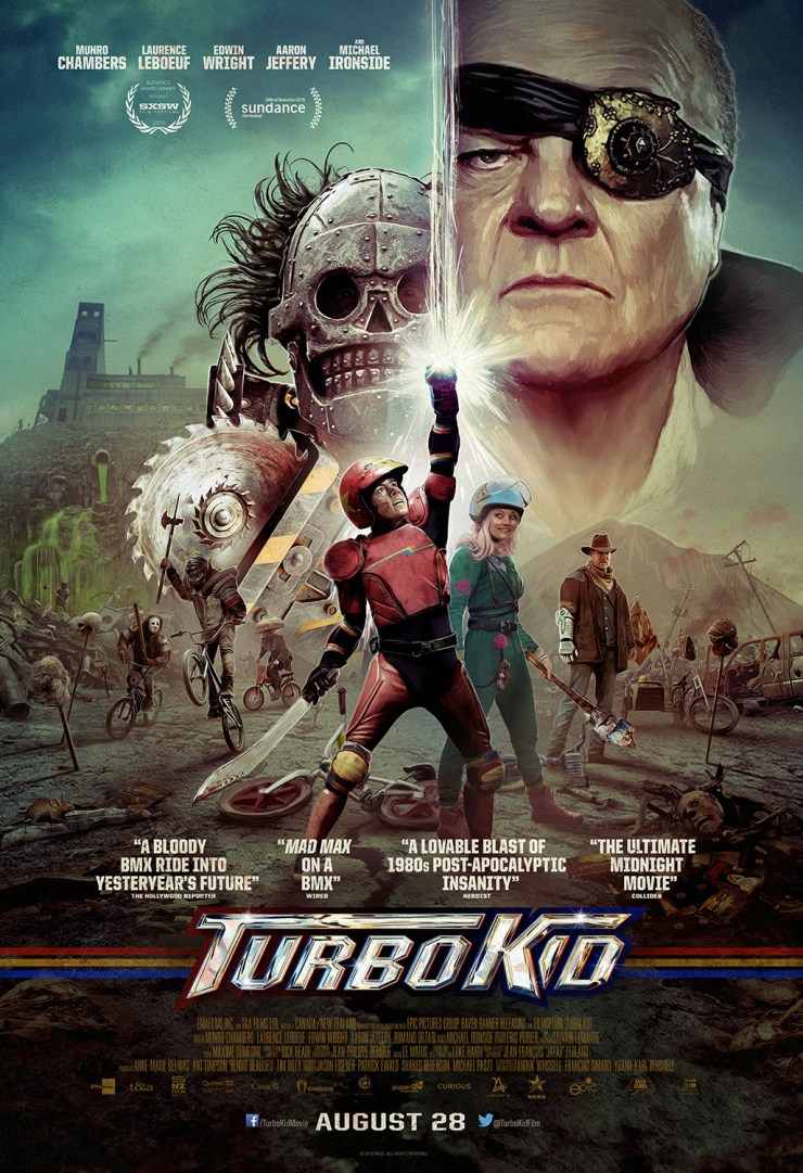 Turbo Kid Final poster 8.14