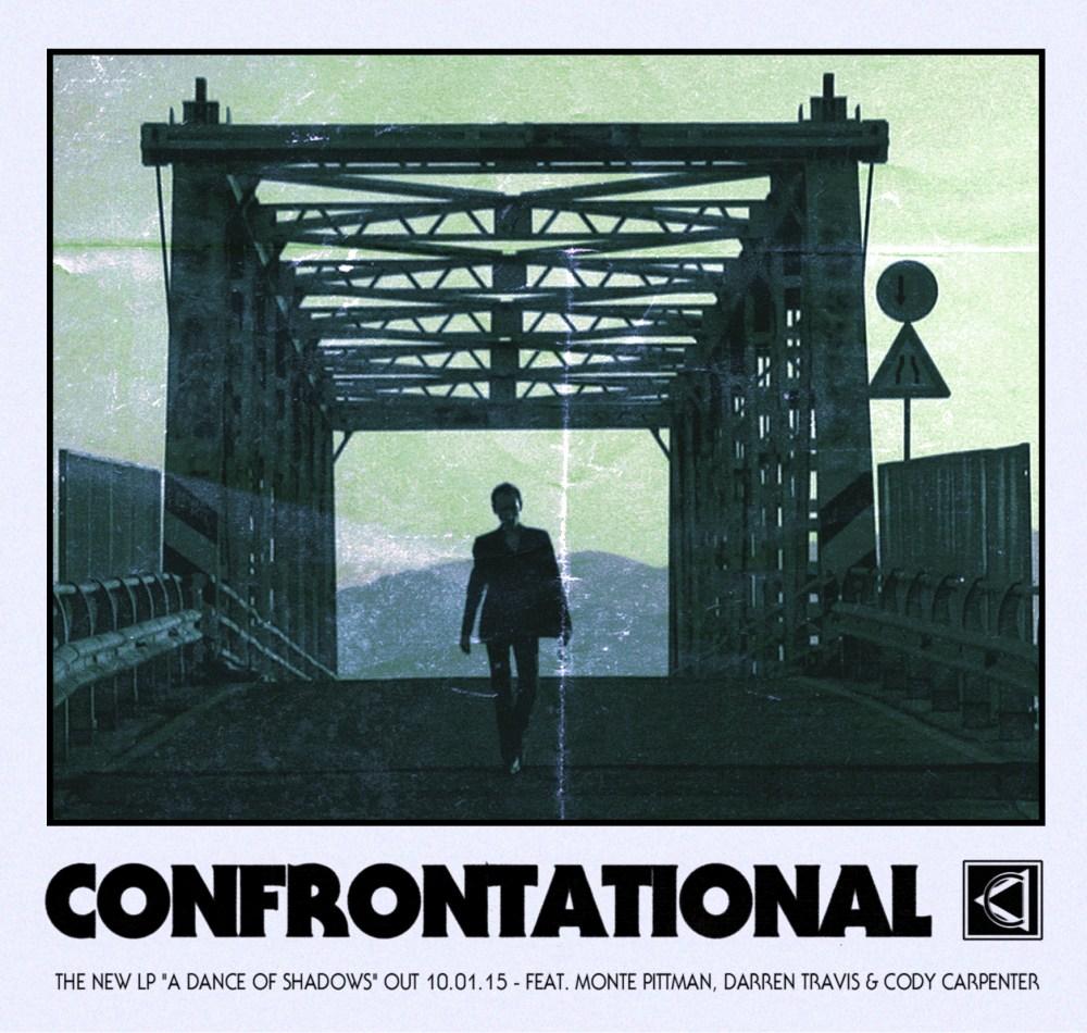 CONFRONTATIONAL - PROMO 2015