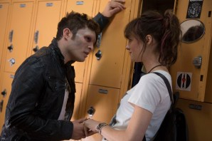 """Ed Westwick and Mackenzie Davis in Columbia Pictures' """"Freaks of Nature."""""""