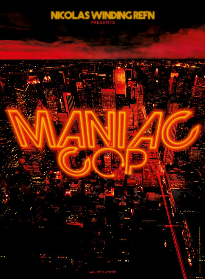 MANIAC COP sales art   via Wild Bunch