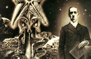 Mr Lovecraft © JK Potter