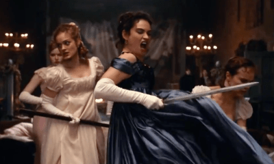 PRIDE AND PREJUDICE AND ZOMBIES | via Sony Screen Gems
