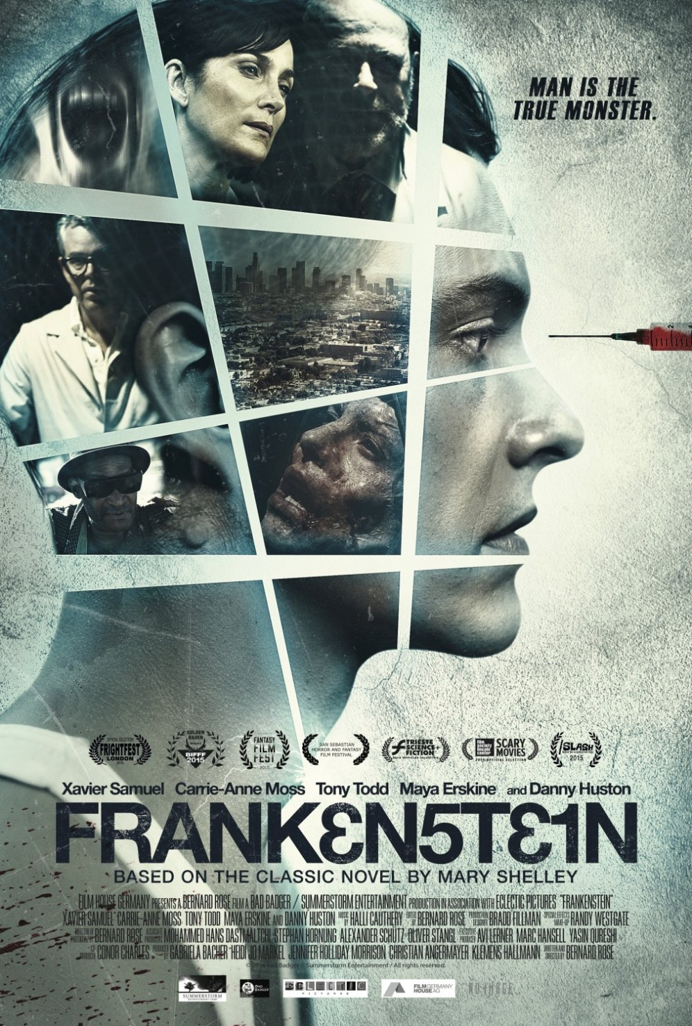 frankenstein the true monster The origins, themes and continuing legacy of mary shelley's gothic tale frankenstein.