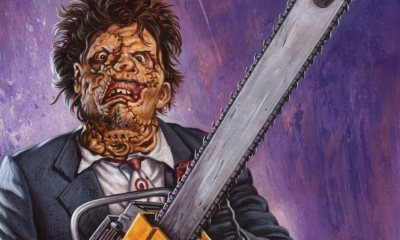 LEATHERFACE from Texas Chainsaw Massacre 2 | via NECA