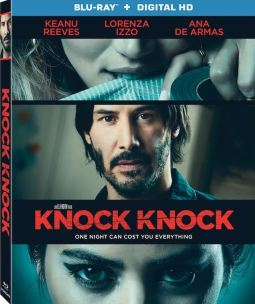 KNOCK KNOCK art | via Lionsgate
