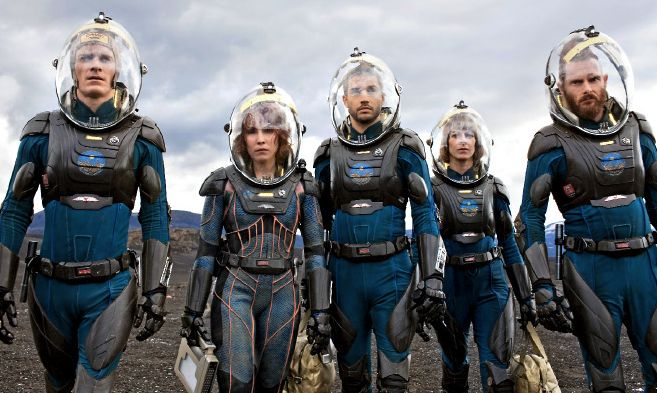 PROMETHEUS | via FOX