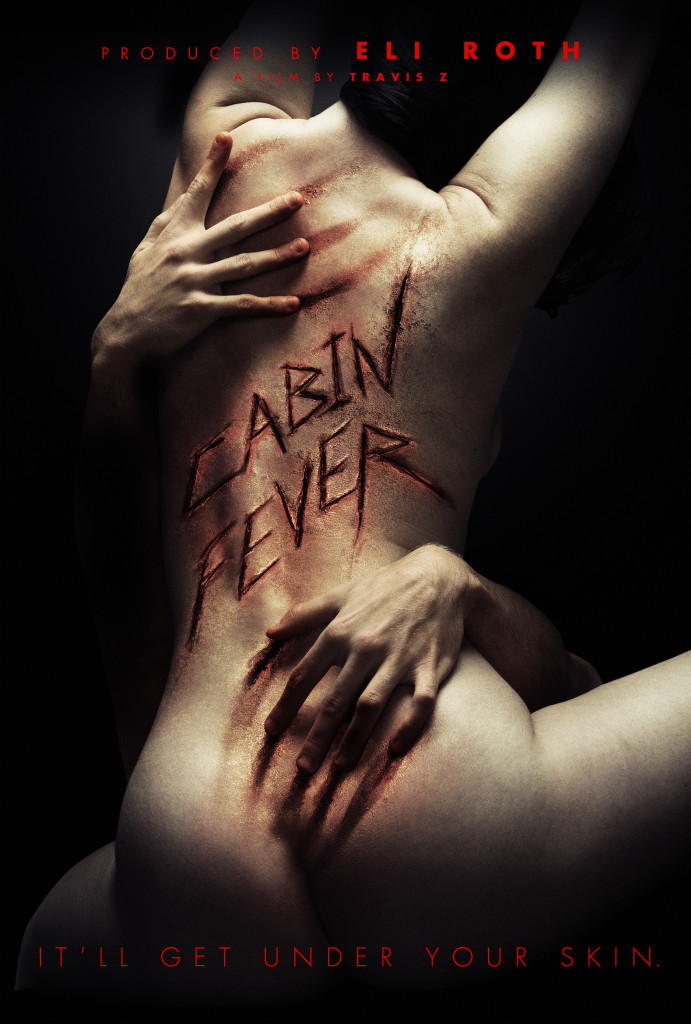 CABIN FEVER 2016 exclusive poster courtesy of IFC