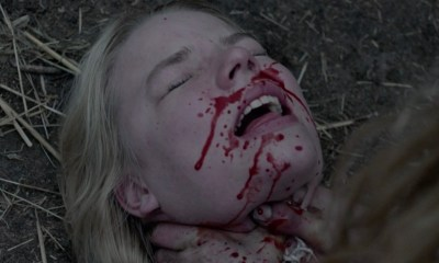 THE WITCH via A24