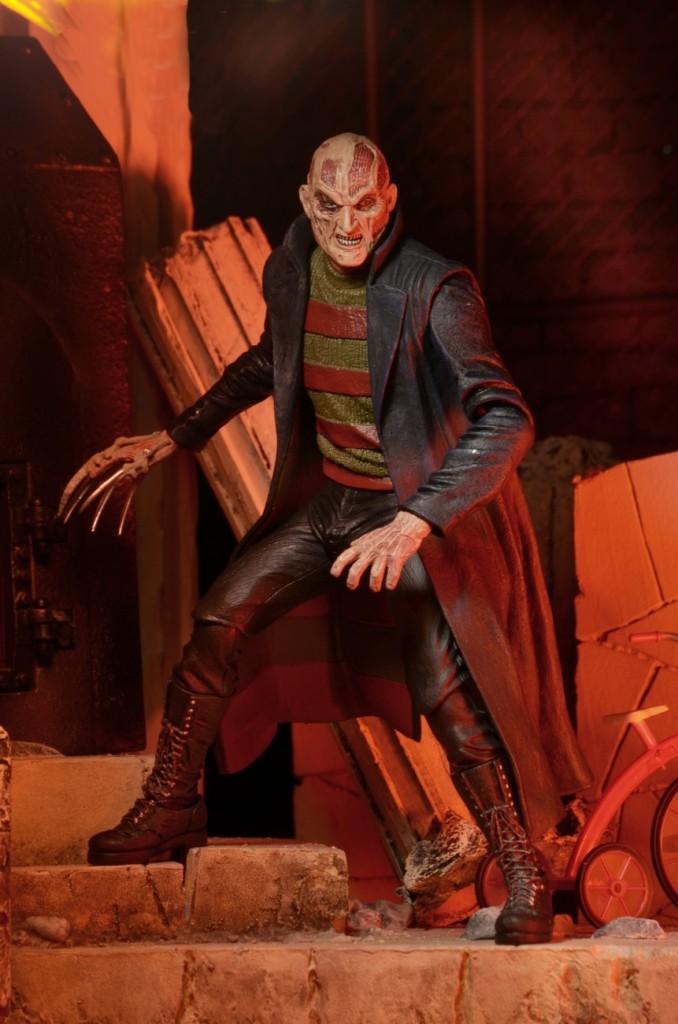 NECA Nightmare on Elm Street New Nightmare Freddy