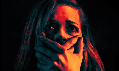 DON'T BREATHE poster via Sony Screen Gems