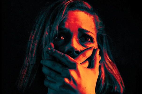 DON'T BREATHE poster via Sony Screen Gems