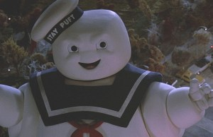 Stay-Puft-Marshmallow Man Ghostbusters