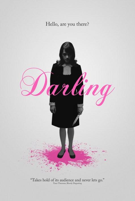 Risultati immagini per darling 2015 poster