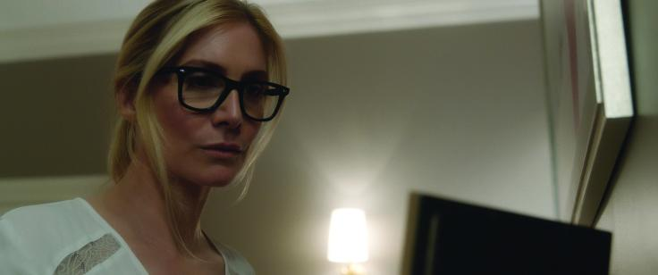 """ELIZABETH MITCHELL as Senator Roan in Universal Pictures' """"The Purge: Election Year"""" reveals the next terrifying chapter that occurs over 12 hours of annual lawlessness sanctioned by the New Founders of America to keep this country great."""