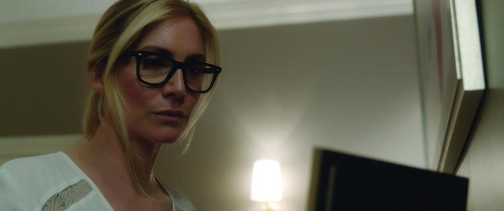 "ELIZABETH MITCHELL as Senator Roan in Universal Pictures' ""The Purge: Election Year"" reveals the next terrifying chapter that occurs over 12 hours of annual lawlessness sanctioned by the New Founders of America to keep this country great."