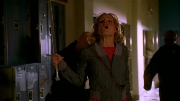 Buffy Cry Moments