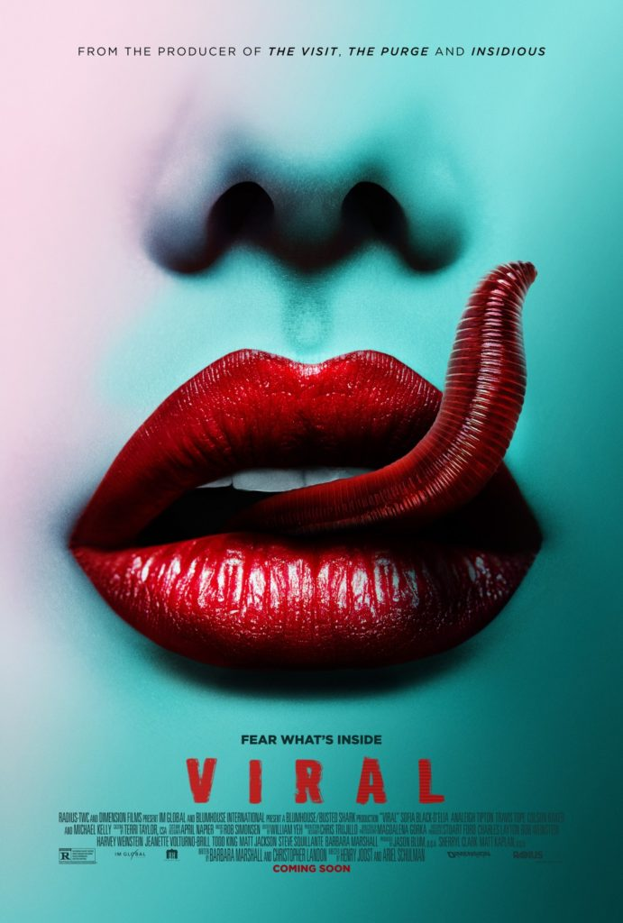 VIRAL via Dimension Films