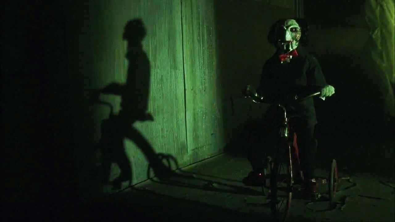 Image result for jigsaw killer bicycle