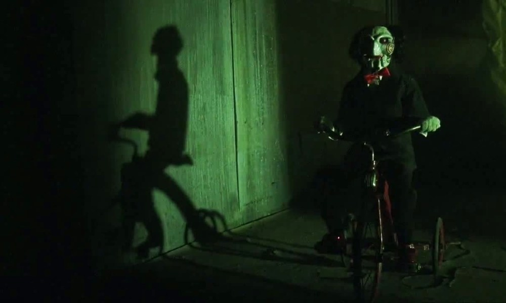 Billy Puppet Tricycle Wallpaper