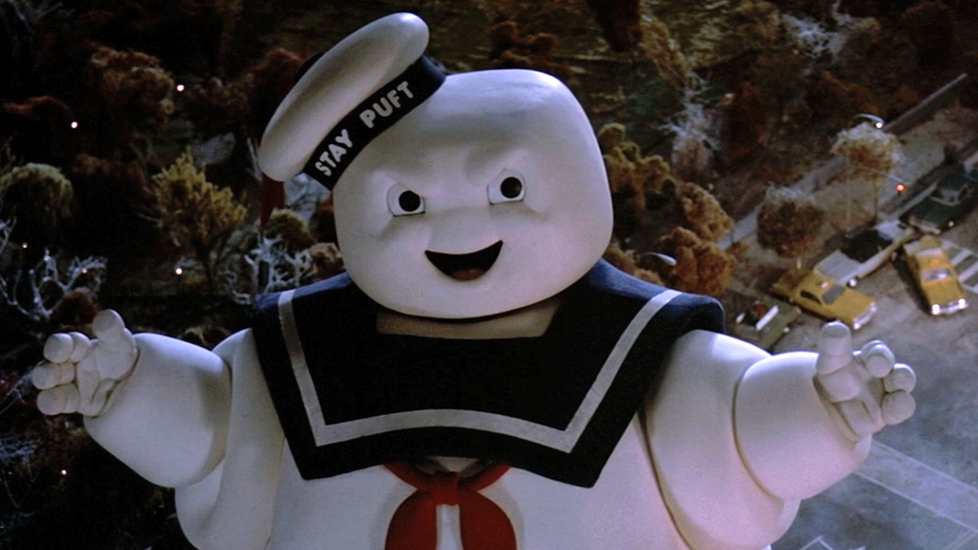 New Images from the 'Ghostbusters 2020' Set Bring Back the Ecto-1 and Tease a Stay Puft Appearance? - Bloody Disgusting
