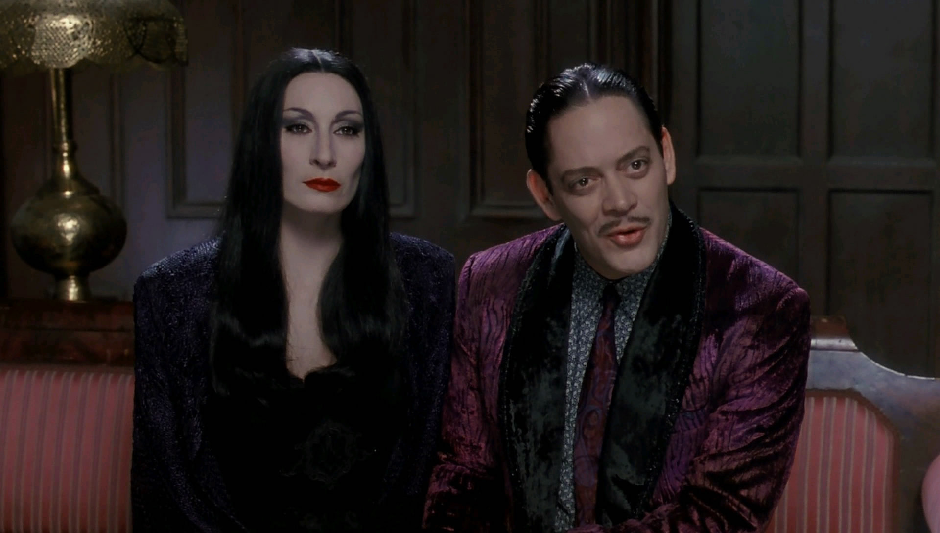 Exhumed Exonerated The Addams Family 1991 Bloody Disgusting