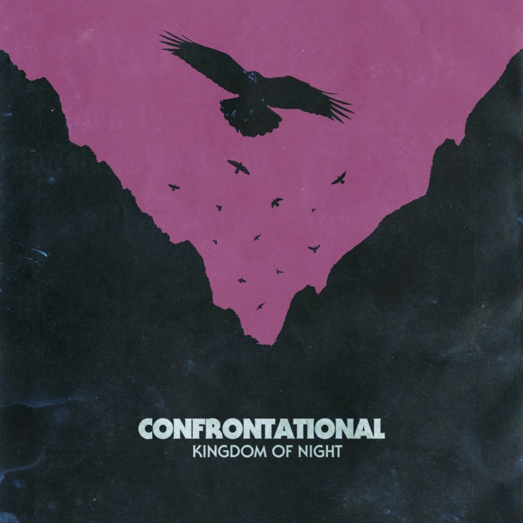 CONFRONTATIONAL - Kingdom Of Night CD