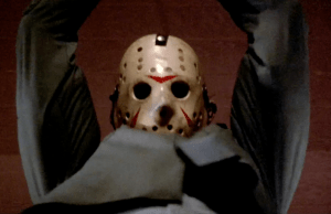 Jason Friday the 13th Part III Anniversary