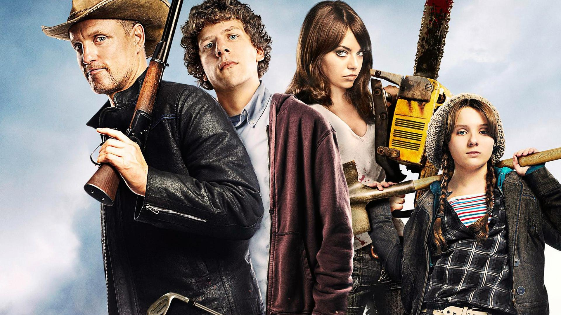 'Zombieland' Headed to 4K Ultra HD in October With Brand New Featurette! - Bloody Disgusting
