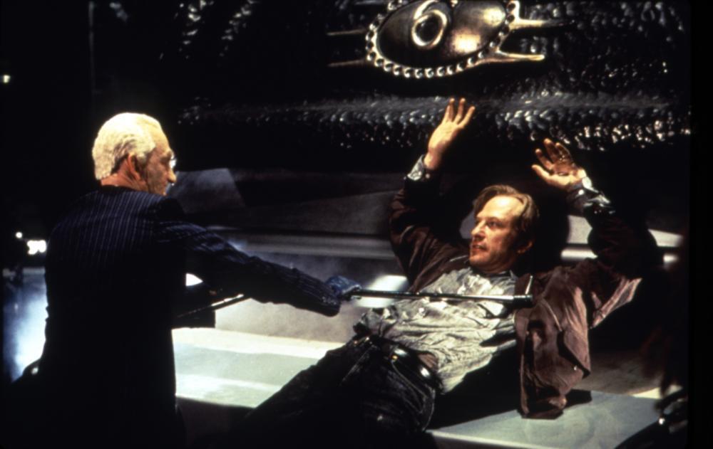 THE MANGLER, Robert Englund, Ted Levine, 1995, (c)New Line Cinema