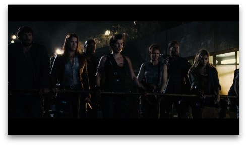 Resident Evil: The Final Chapter image via Sony Screen Gems