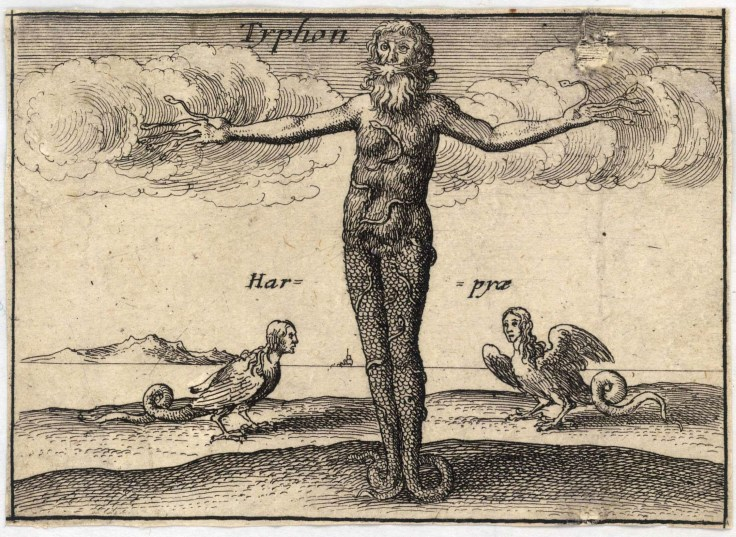 Depiction by Wenceslas Hollar