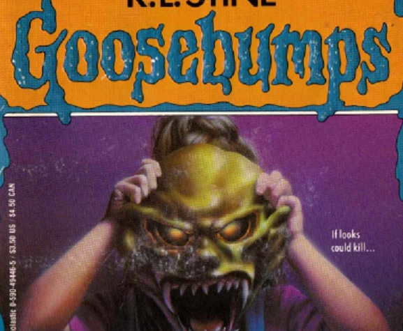 Goosebumps': Check Out Unused Art from a 'Haunted Mask