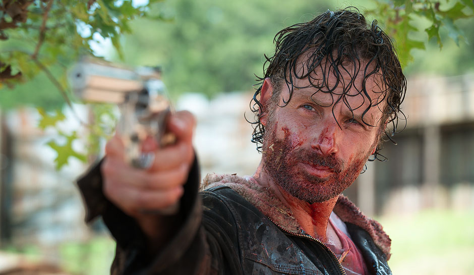 """[Teaser] Rick Grimes Returns in an Untitled """"Walking Dead"""" Movie, Coming to Theaters! - Bloody Disgusting"""