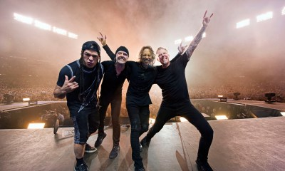 METALLICA via Blackened