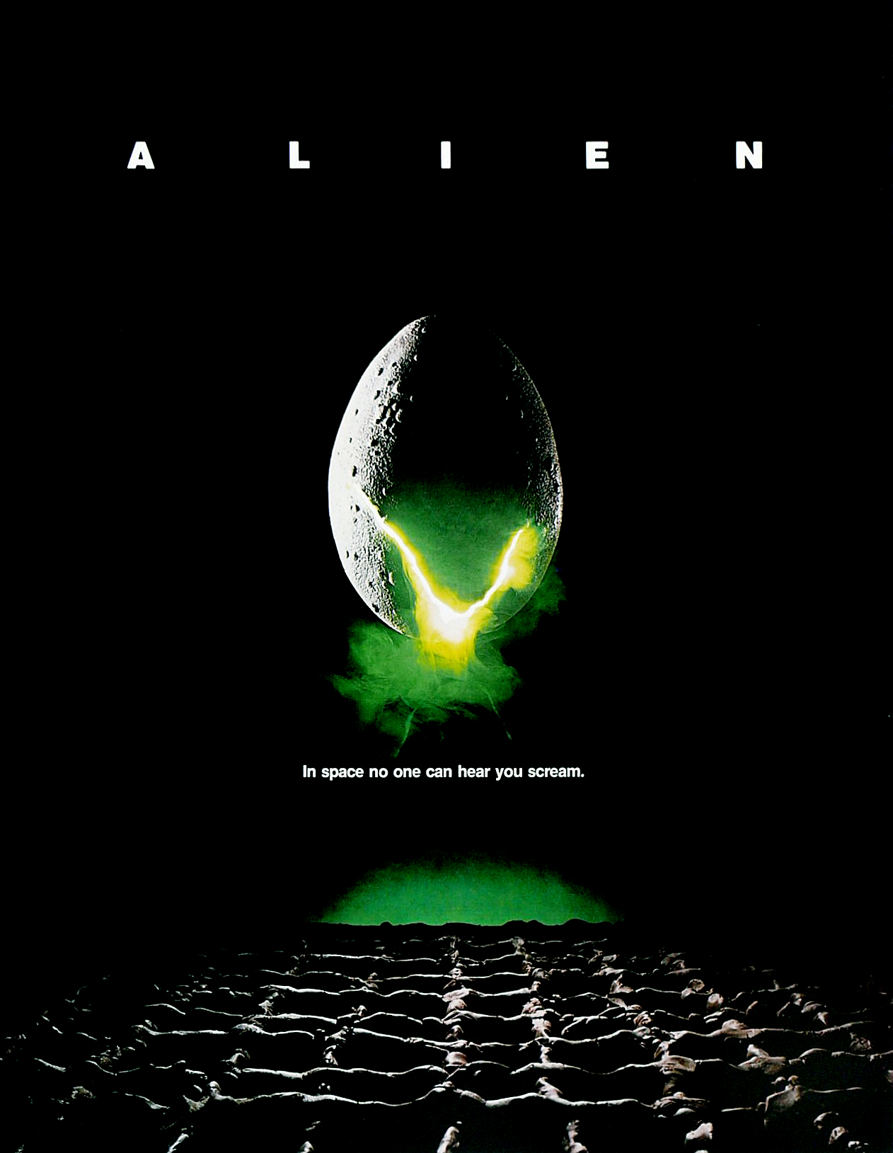 alien movie poster original - photo #14