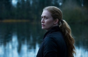 Sarah Linden (Mireille Enos) - The Killing _ Season 3, Episode 3 - Photo Credit: Carole Segal/AMC
