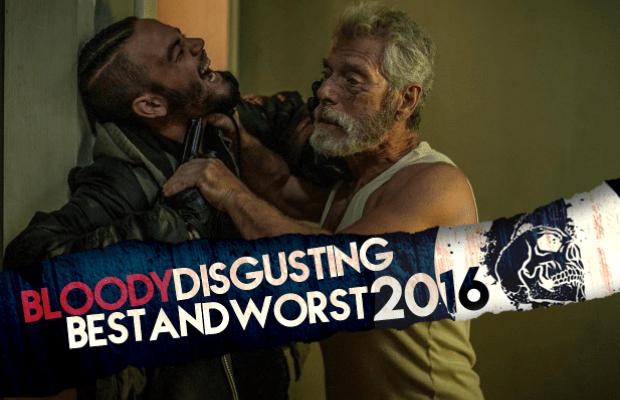 best 2016 horror