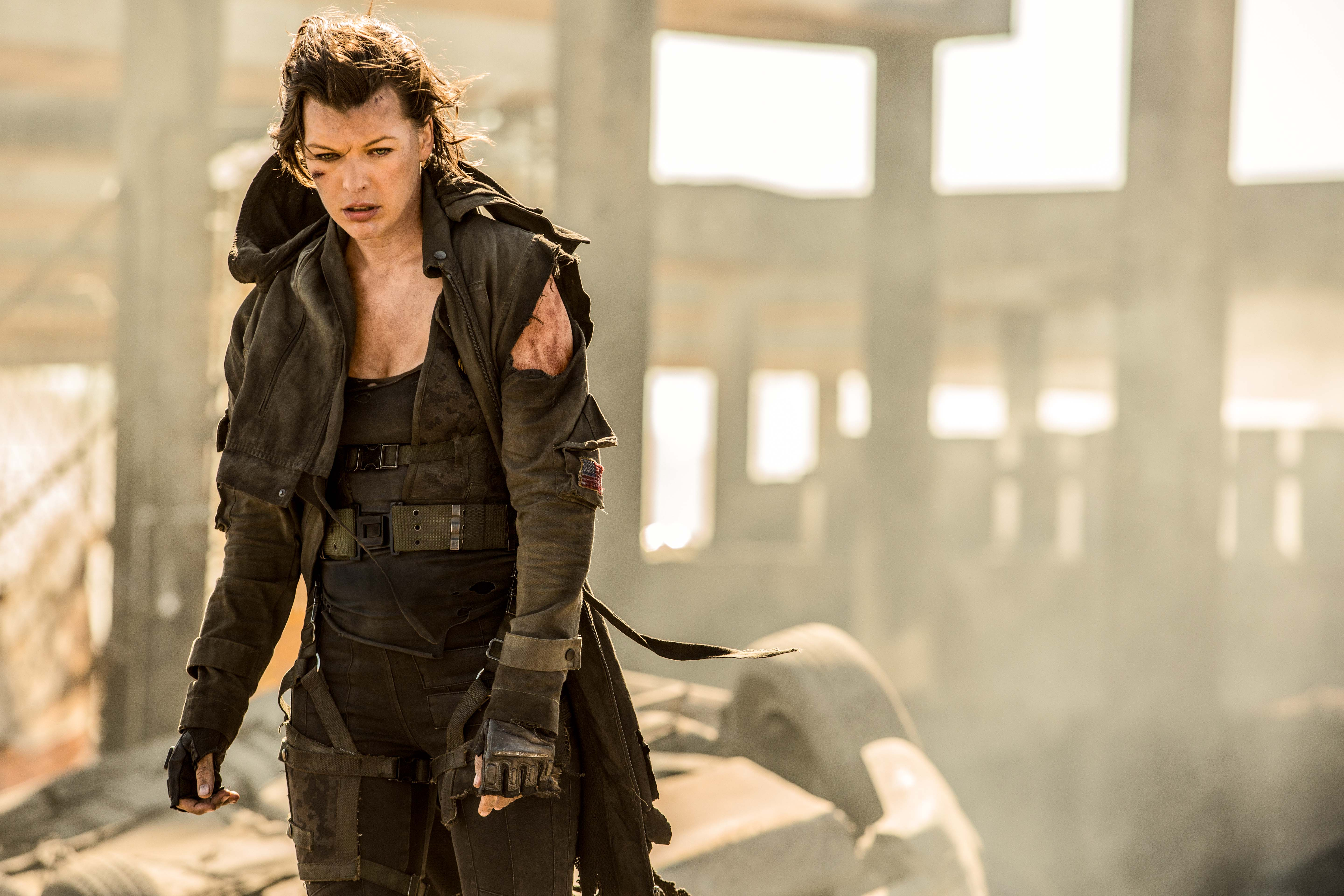 Review Resident Evil The Final Chapter Is A Fitting Conclusion