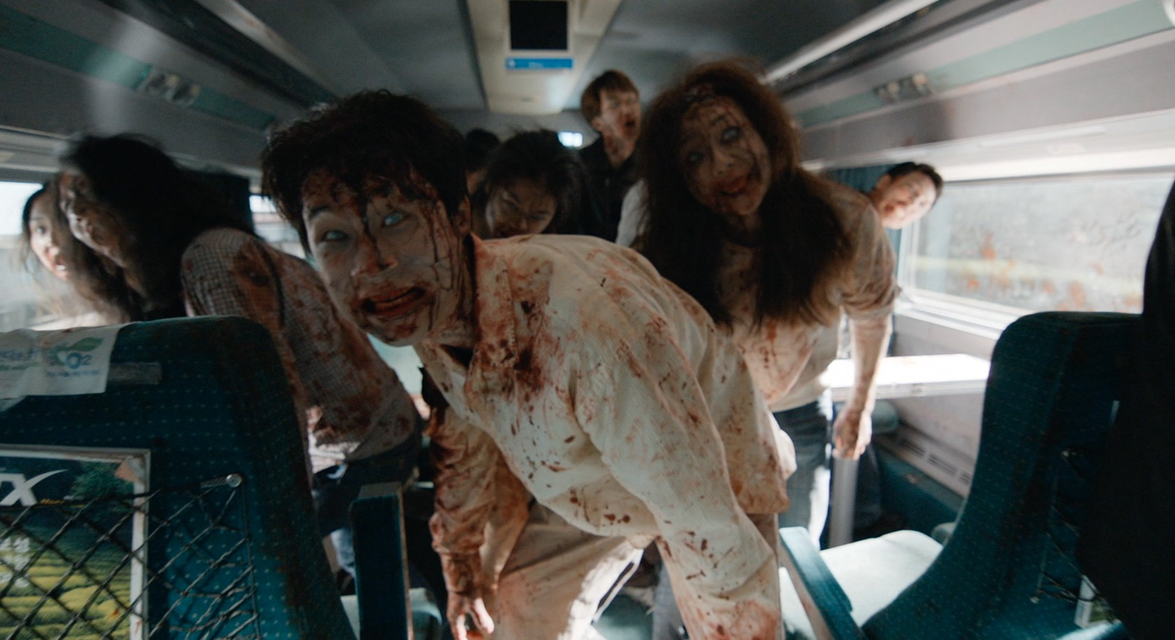 Image result for train to busan stills
