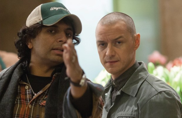 "Writer/director/producer M. NIGHT SHYAMALAN returns to the captivating grip of ""The Sixth Sense,"" ""Unbreakable,"" and ""Signs"" with ""Split,"" an original film that delves into the mysterious recesses of one man's (JAMES MCAVOY) fractured, gifted mind."