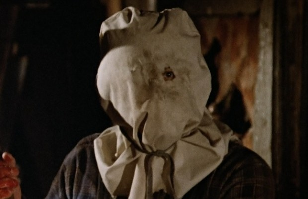 the first time we ever saw adult jason voorhees he was