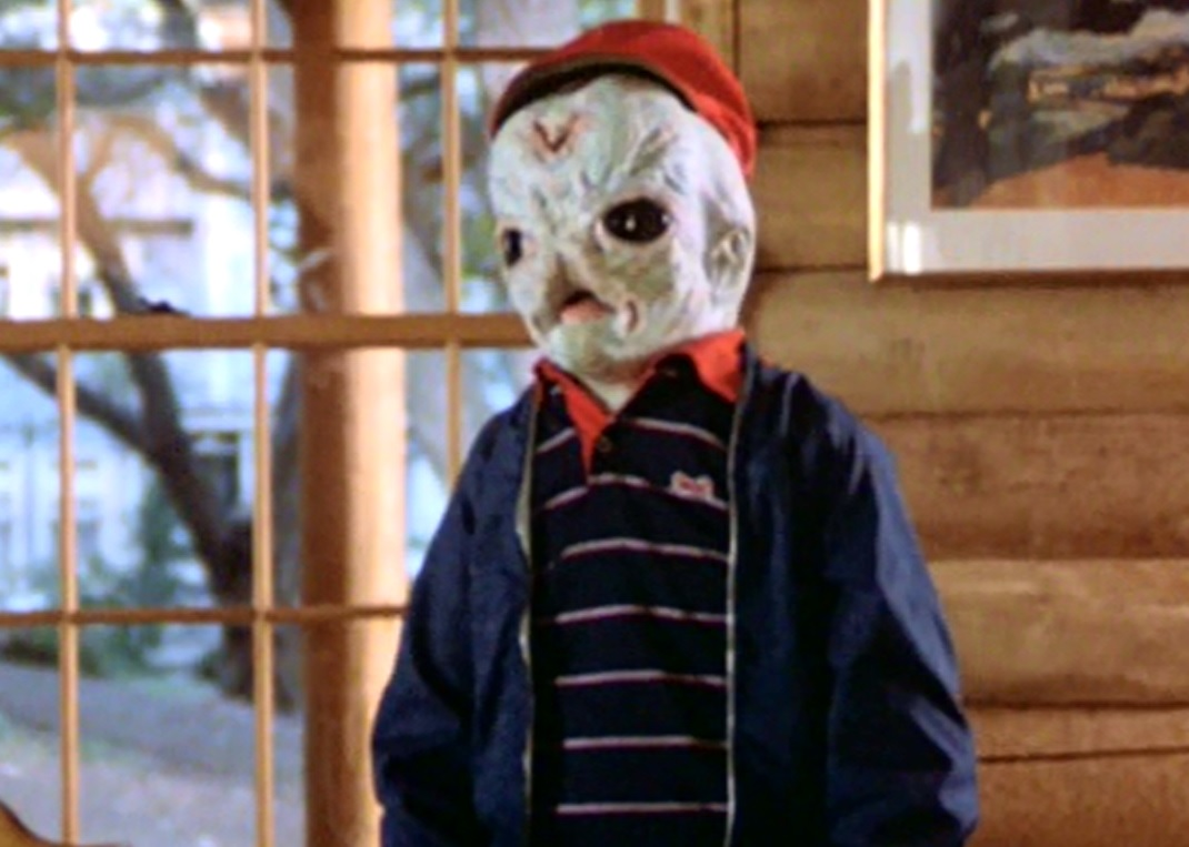 Lets Look At The Other Masks In Friday 13th Films Google Mask Alien Tommy Jarvis